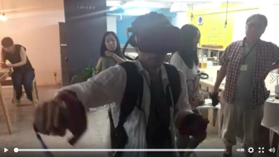 【インクブログ】VR AR体験会