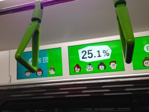【インクブログ】山手線の新しい車両