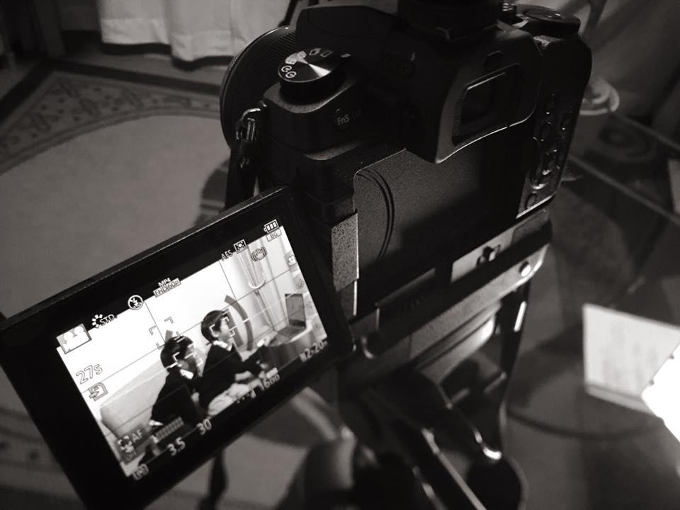 【インクブログ】今月は3本、動画の撮影を行いました!
