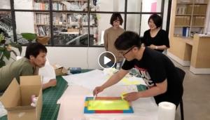 【インクブログ】本日のインクデザインの放課後!