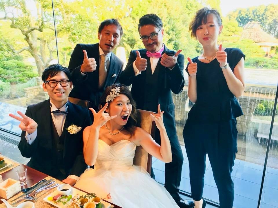 【インクブログ】みかげさんの結婚式